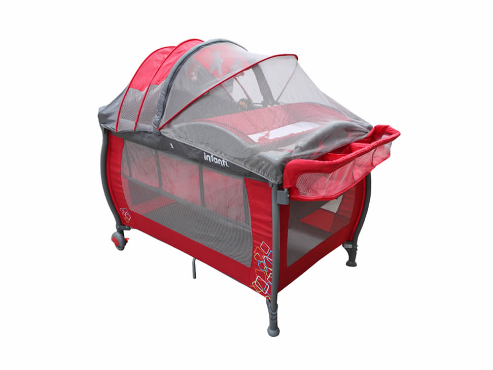 Infanti bubbles cuna de viaje rojo liverpool es parte de - Cunas de viaje mothercare ...