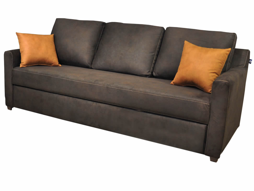 Sof cama contempor neo chocolate torino liverpool es for Sofa cama monterrey