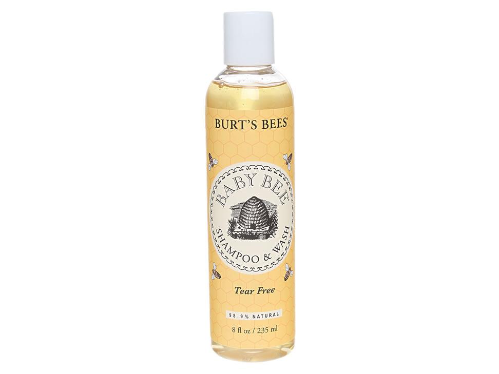 Shampoo y Jabón Líquido para Bebé Burt's Bees