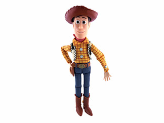 Disney Collection Woody Muñeco con Voz 6b70eafcafa